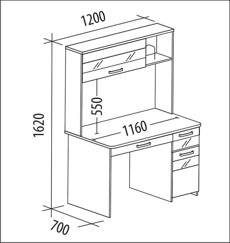Компьютерный стол своими руками чертежи схемы фото 52